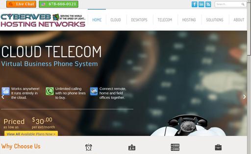 CyberWEB Hosting Networks