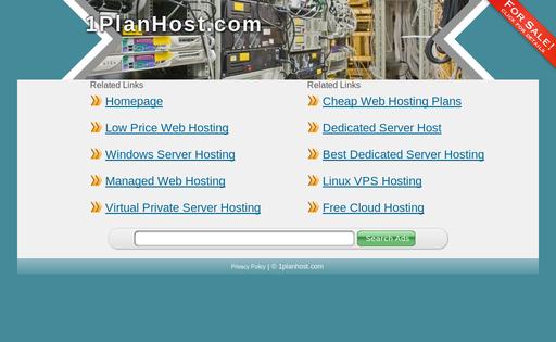1 Plan Host