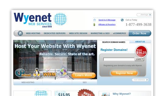 Wyenet Services