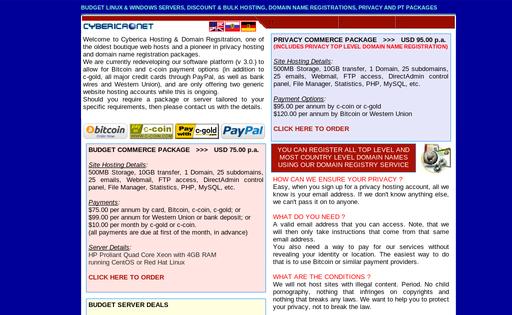 CyberFrontier U2Networks