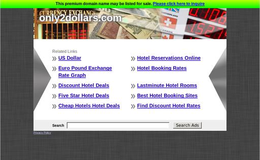 Only2Dollars.com, A DNS International Ltd. Division