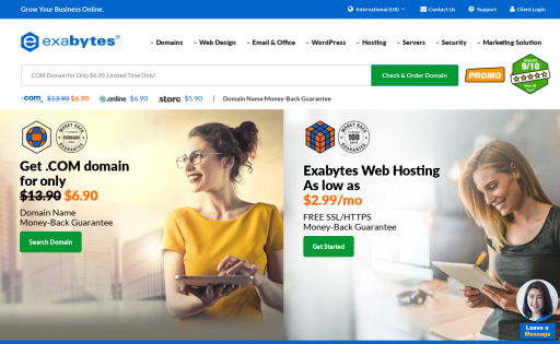 Exabytes Network