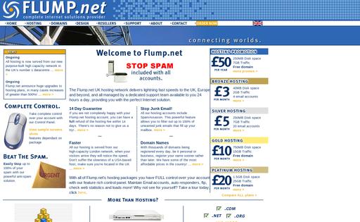 Flump Internet Services