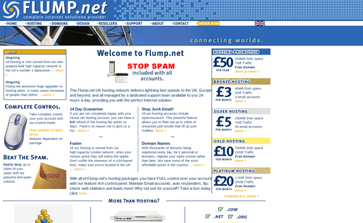 Flump Internet Services
