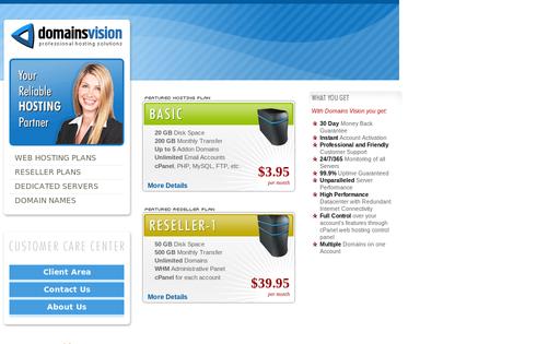 DomainsVision.com
