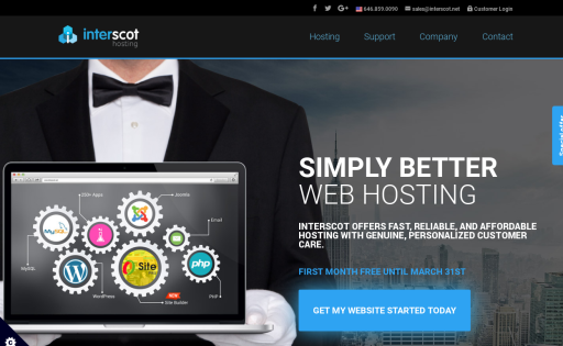 InterScot Network