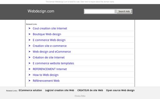 The Webdezign Shop, Inc.