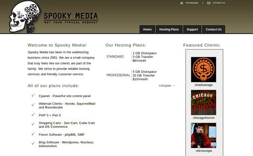 Spooky Media