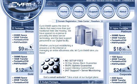 CyrixWeb.net