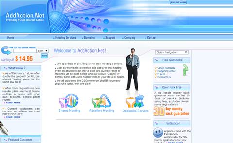 AddAction.net
