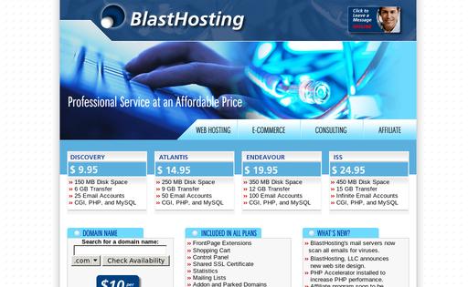BlastHosting