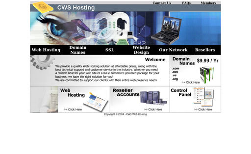 CWS Hosting