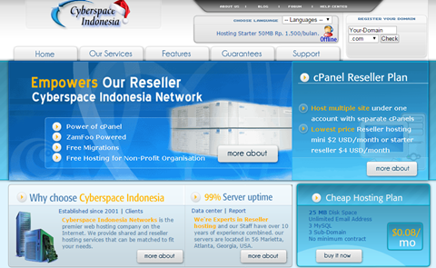 Cyberspace Indonesia