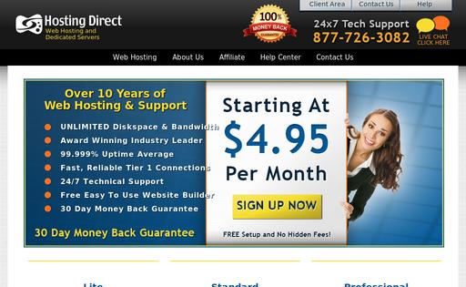 DSD hosting