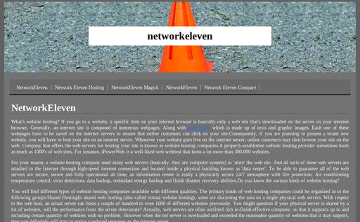 Network Eleven