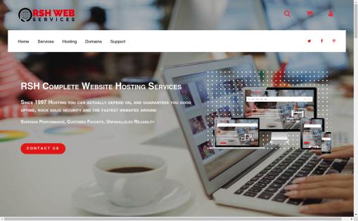 RSH Web Services