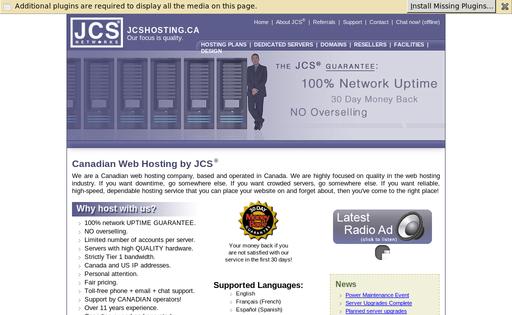 JCS Hosting