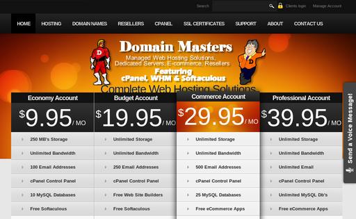 DomainMasters