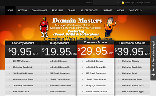 DomainMasters
