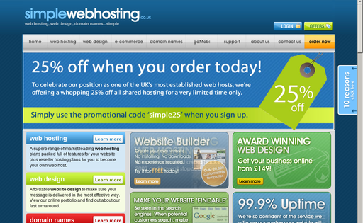 Xperience Web Hosting