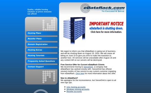 eDataRack.com
