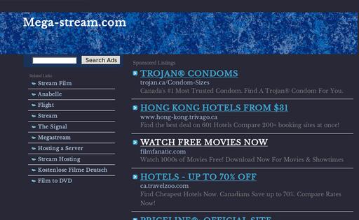 Mega-Stream (I.T & Web Services Ltd)