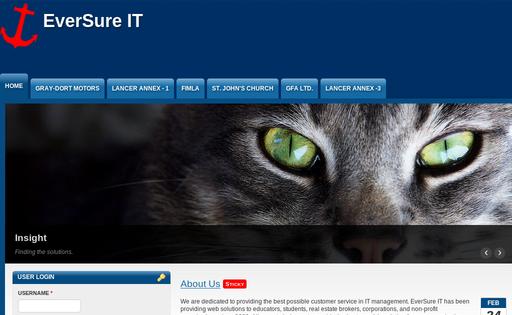 EverSure Web Hosting