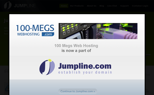 100megswebhosting