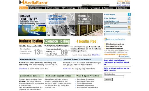 MediaRazor Technologies