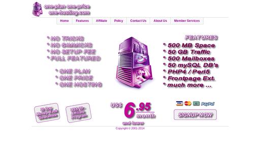 one-hosting.com