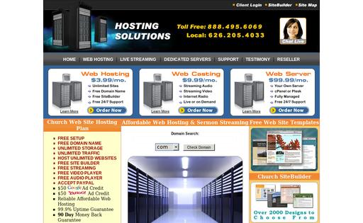 Alpha 1 Web Hosting