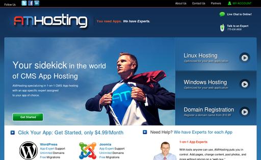 American Web Hosting