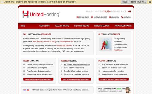 UnitedHosting