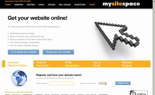 MySiteSpace