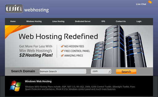Win Web Hosting