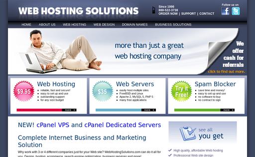 WebHostingSolutions