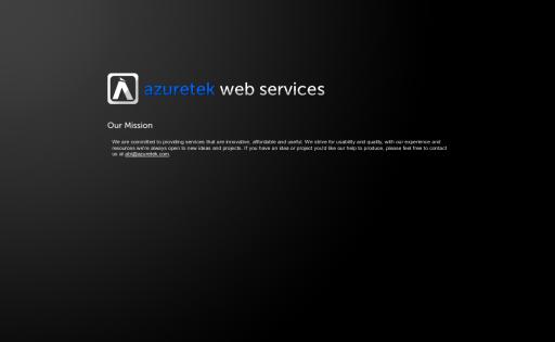 Azuretek.com Hosting