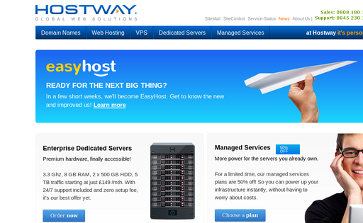 Hostway Ltd