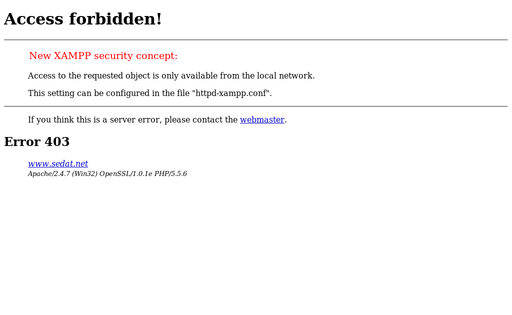 Sedat.Net Hosting Solutions