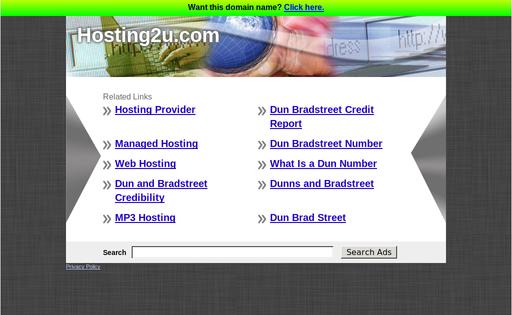 HOSTIN2u.com