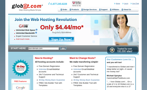 globat.com