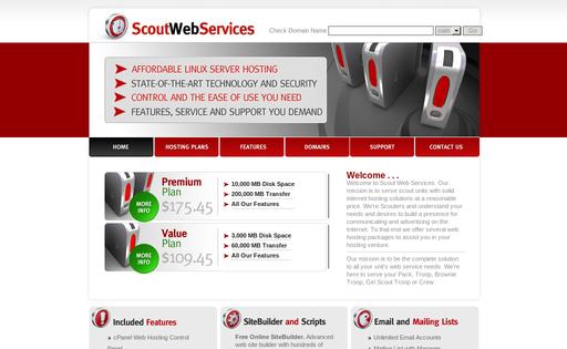 Scout Web Services