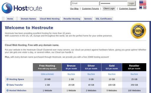 Hostroute