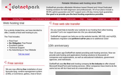 DotnetPark