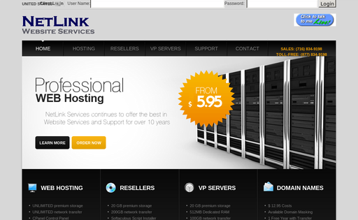Net Link Hosts