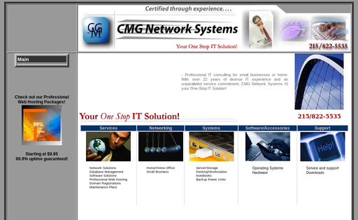 CMG Network Systems
