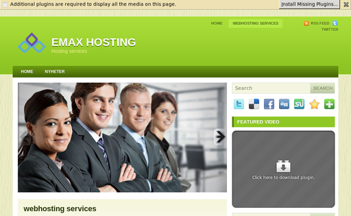 eMax Hosting