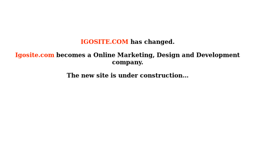 Igosite.com International