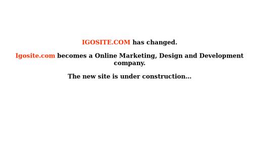 Igosite.com International