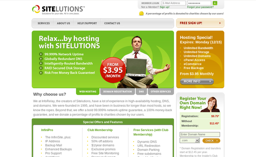 Sitelutions